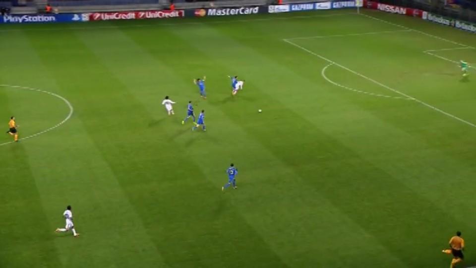 Sestřih zápasu - BATE v Shakhtar Donetsk (21.10.2014)