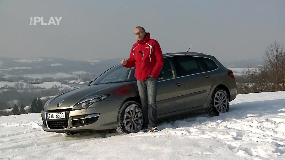 Renault Laguna Grandtour 2,0 dCi AT Bose
