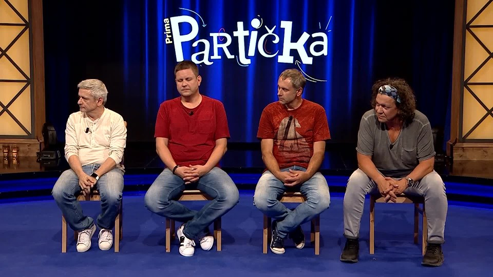 Prima Partička (1) - Hra Reklamace