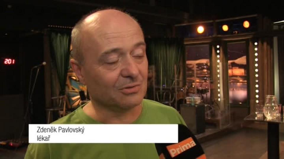 Chovatel holubů Josef Voráček v SJK