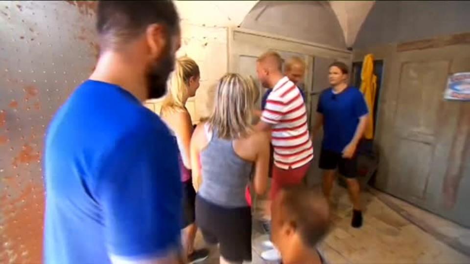 TOP STAR 22.9.2016 - Pevnost Boyard - Brzobohatý
