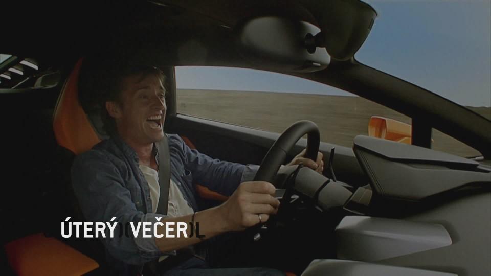 Top Gear speciál: Napříč Evropou (1) - upoutávka