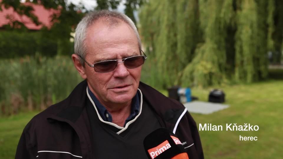 V.I.P. vraždy (6) - Milan Kňažko