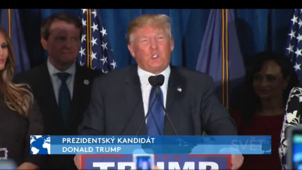 SVĚT: Slovinsko a Melania Trump