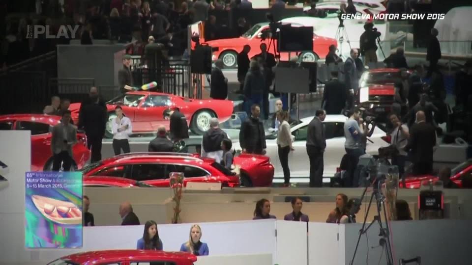 Ženeva - Mazda