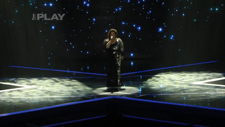 X Factor - Brigita Szelidová před