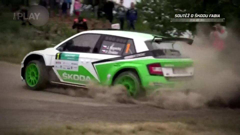 Soutěž o Škoda Fabia šestý soutěžní týden I.