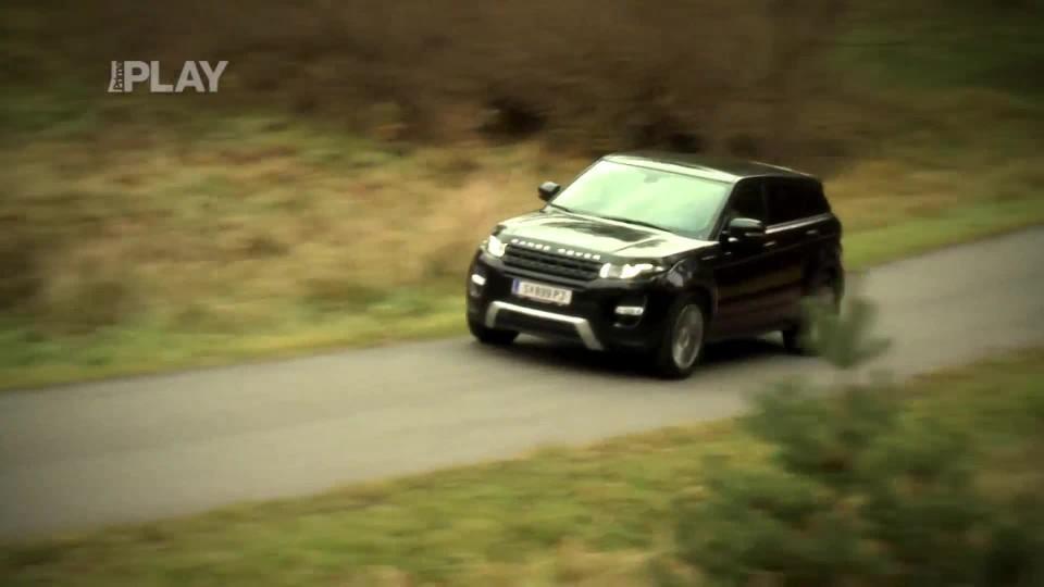 Range Rover Evoque 2,2 SD4 4WD