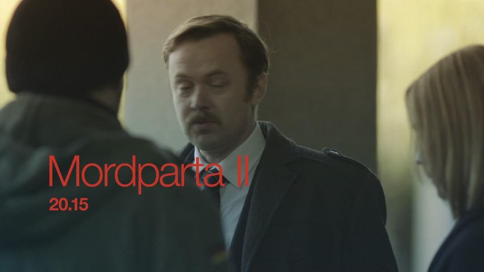 Mordparta II (4) - upoutávka
