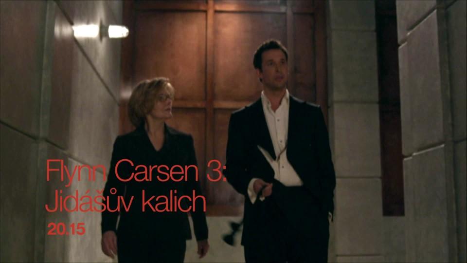 Flynn Carsen 3: Jidášův kalich - upoutávka