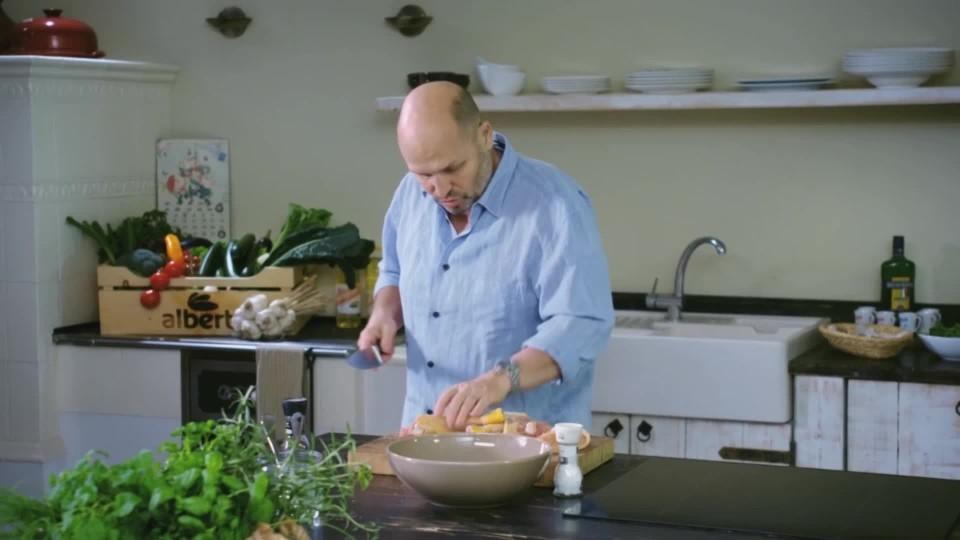 Teď vaří šéf! IV (1) - Kuře na citronech