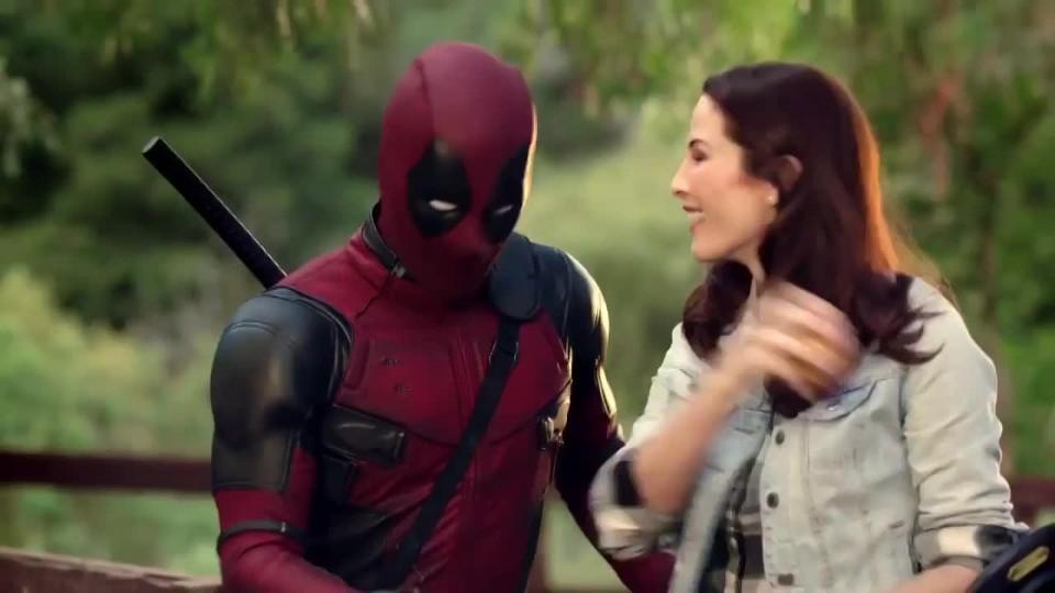 VIDEO: Deadpool reklama