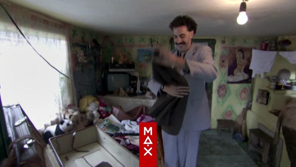 Borat: Nakoukání do amerycké kultůry na obědnávku slavnoj kazašskoj národu - upoutávka