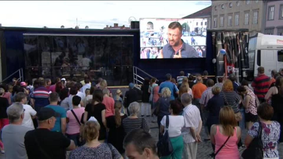 TOP STAR 18.6.2016 - Eliška Bučková o vztahu