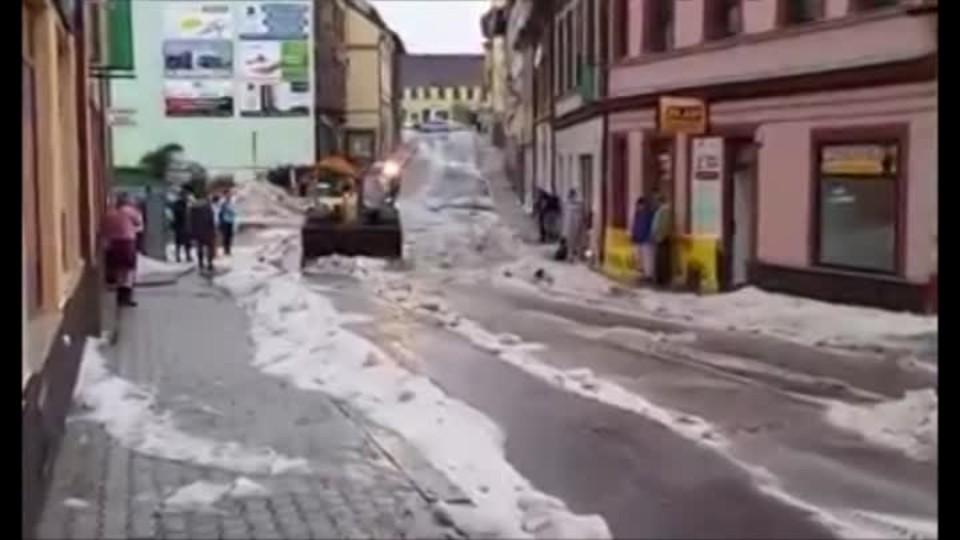 Bouřky ochromily Česko