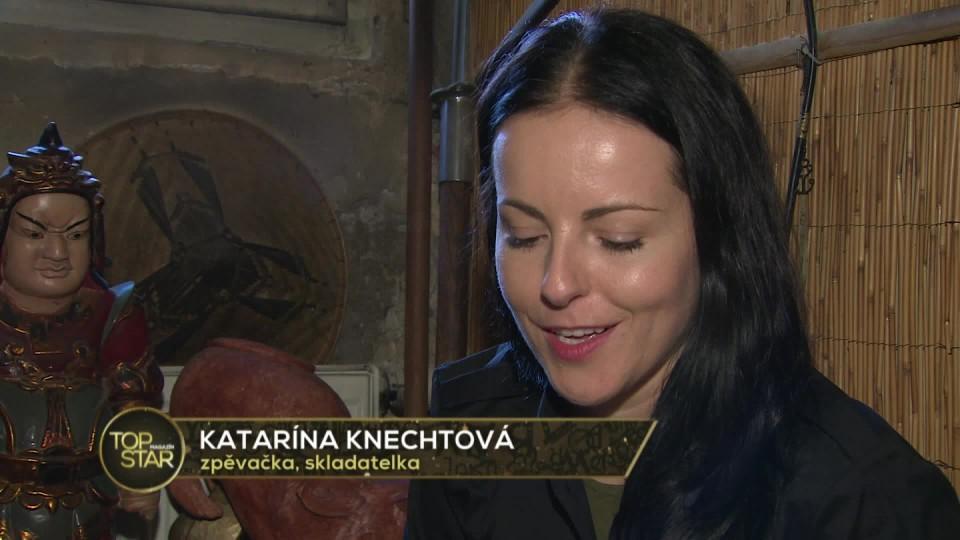 TOP STAR Magazín 2016 (1) - Kateřina Knechtová