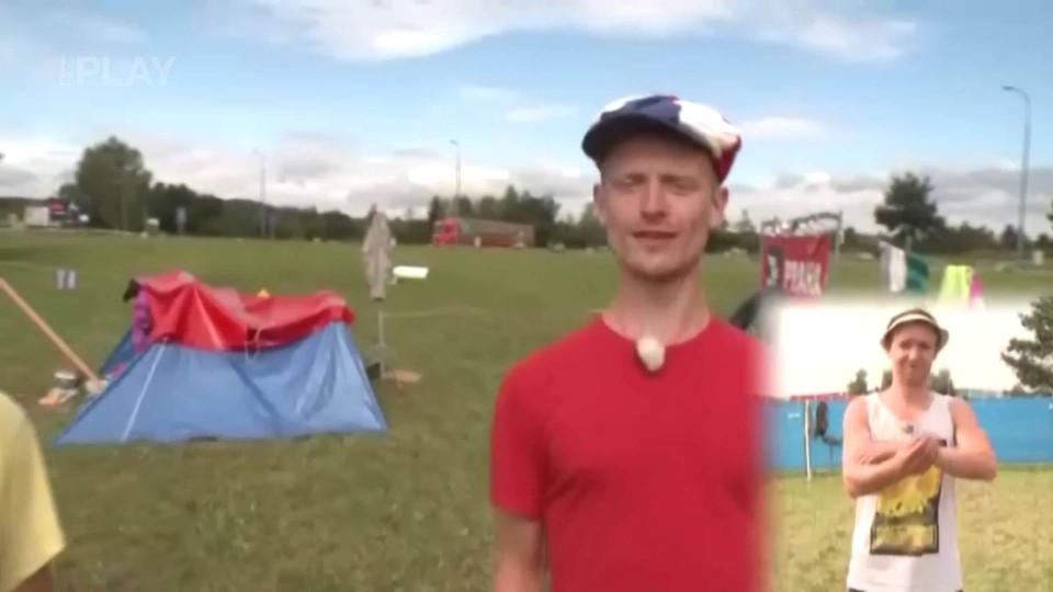 Trosečníci Praha - Denní úkol 15.8.2014