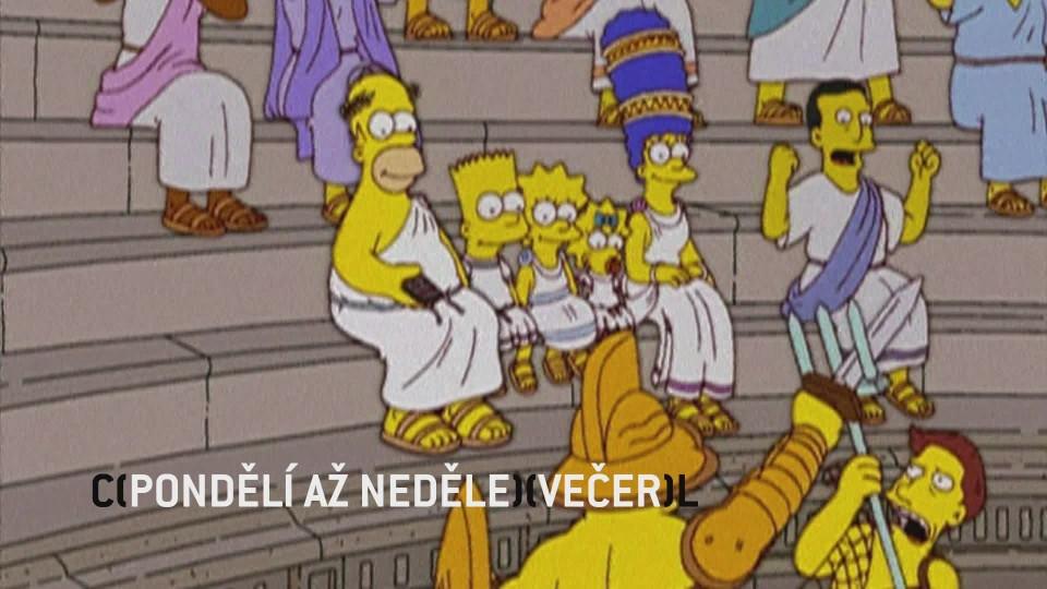 Simpsonovi XIV (1) - upoutávka