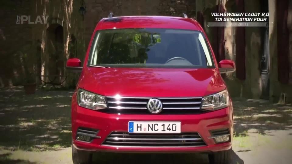 Volkswagen Caddy 2,0 TDI Generation Four