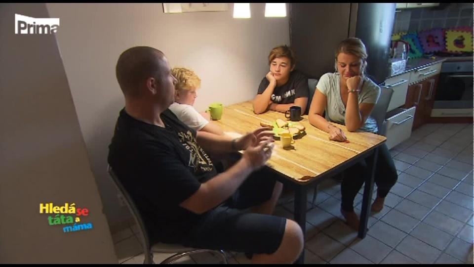 Hledá se táta a máma (9) - René je z Veroniky zklamaný