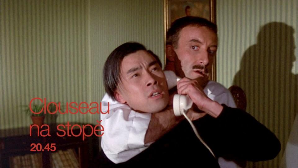 Clouseau na stopě - upoutávka