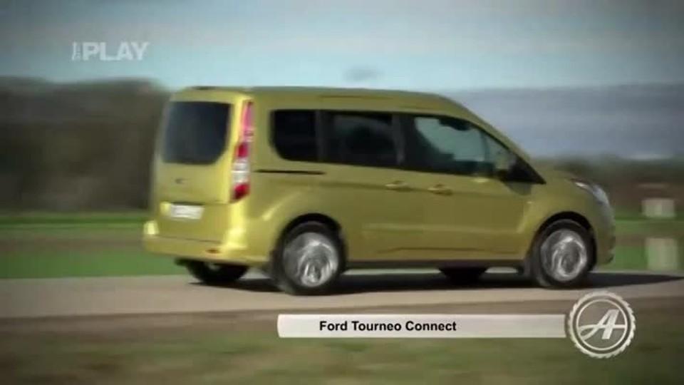 Ford Transit Connect VAN L2 1,6TDCi Trend
