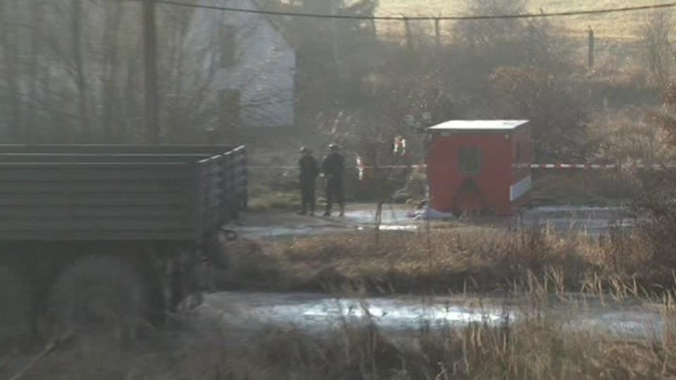 Ve Vrběticích začal riskantní průzkum epicentra výbuchů