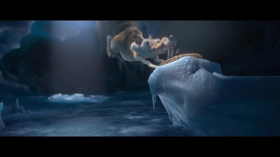 Trailer - Doba Ledová: Collision Course