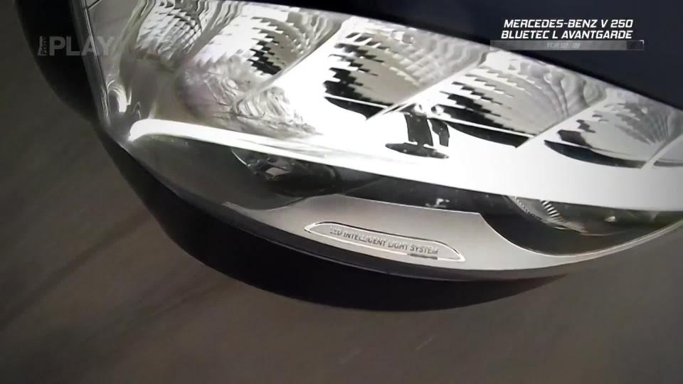 Mercedes-Benz V 250 BlueTEC L Avantgarde