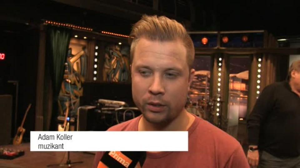 Muzikant Adam Koller v SJK