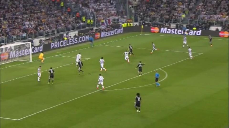 Gól - Ronaldo 27 (5.5.2015)