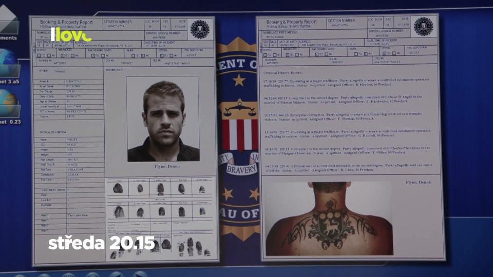 Ve službách FBI IV (11) - upoutávka