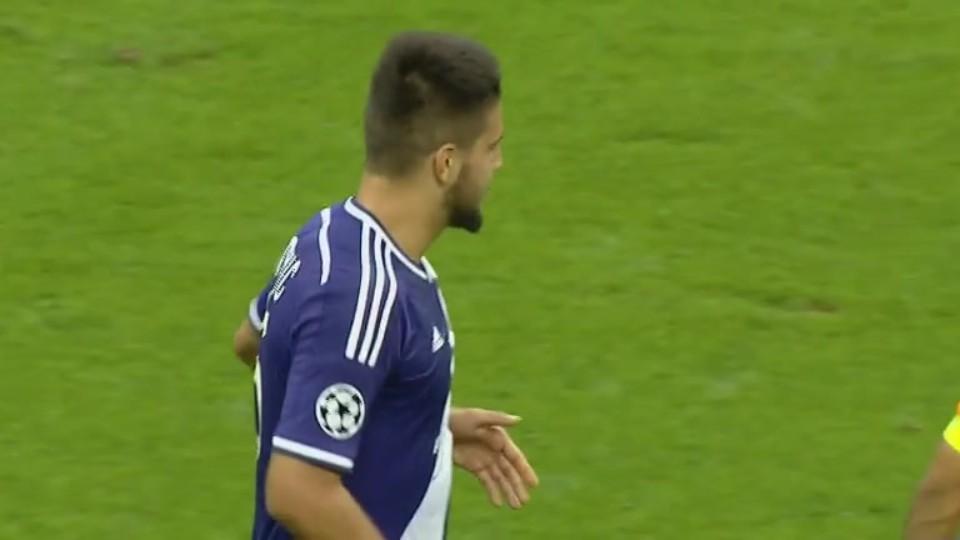 Sestřih zápasu - Galatasaray Istanbul vs RSC Anderlecht (16.9.2014)