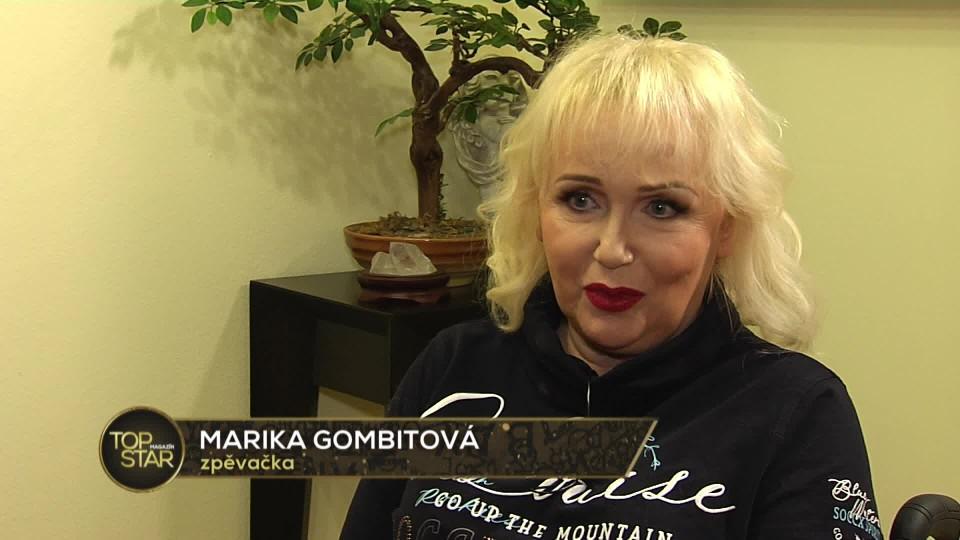 TOP STAR magazín 2017 (48) - Marika Gombitová