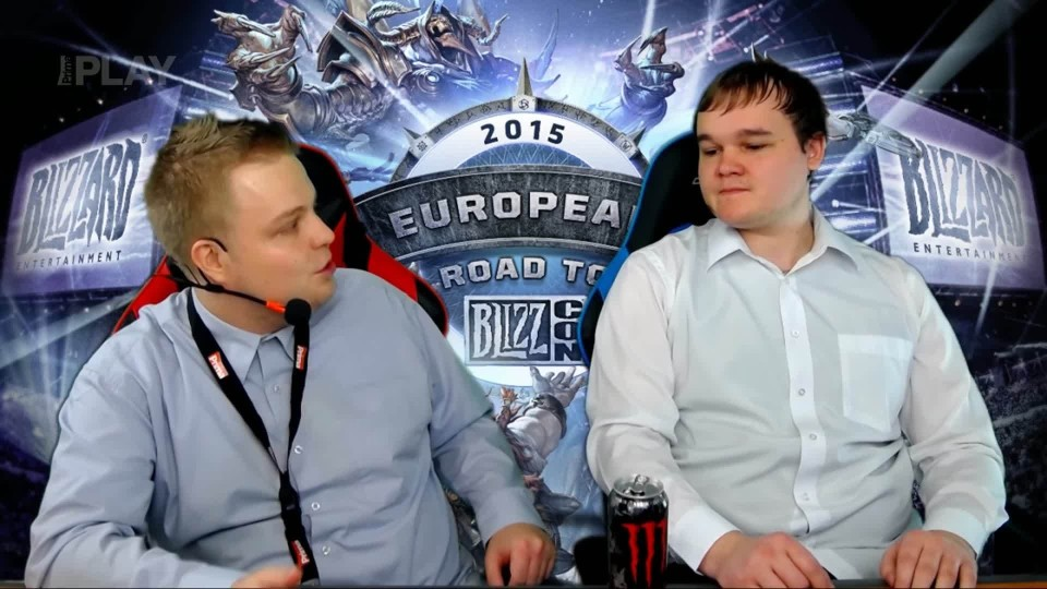 Road to BlizzCon 2015 - Neděle - World of Warcraft Grandfinále