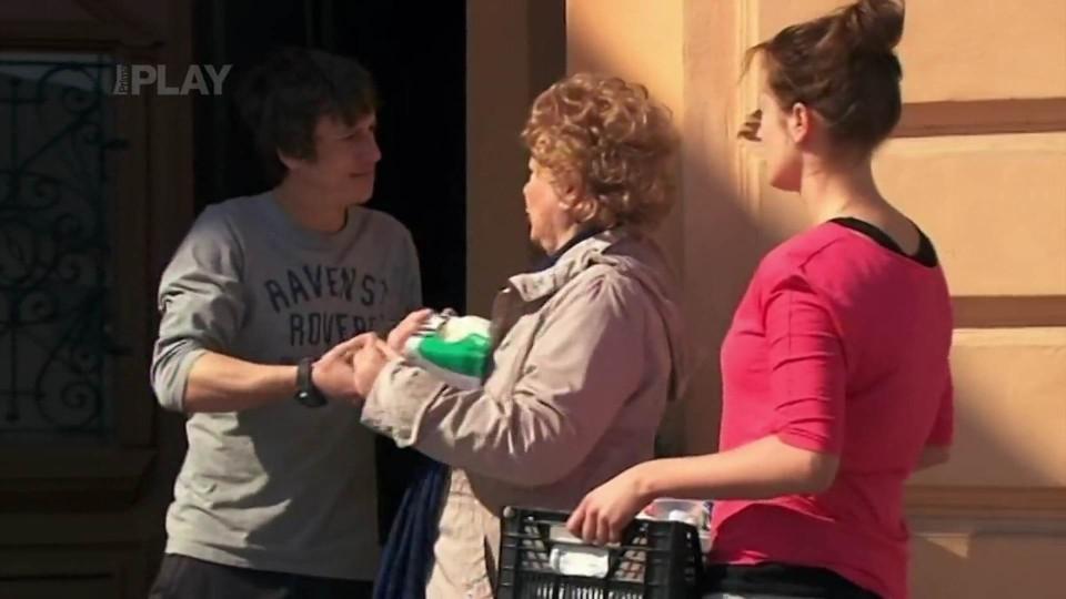 Hlášky Krejzové, Ivana a Drozda