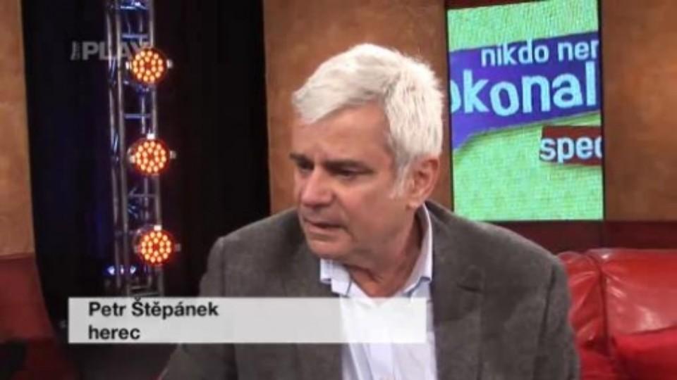 Nikdo není dokonalý - Petr Štěpánek