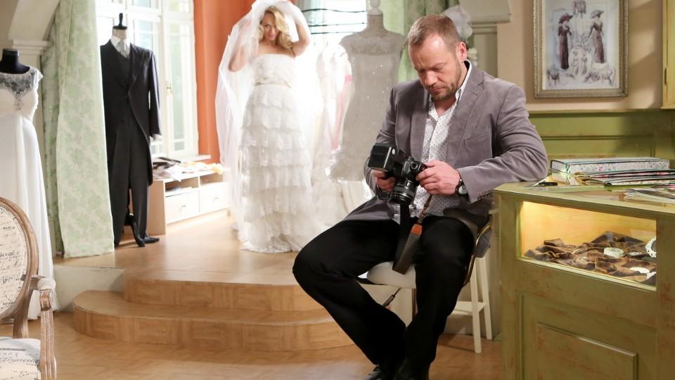 Nepovedené klapky - Rómeo a šatna nevěsty