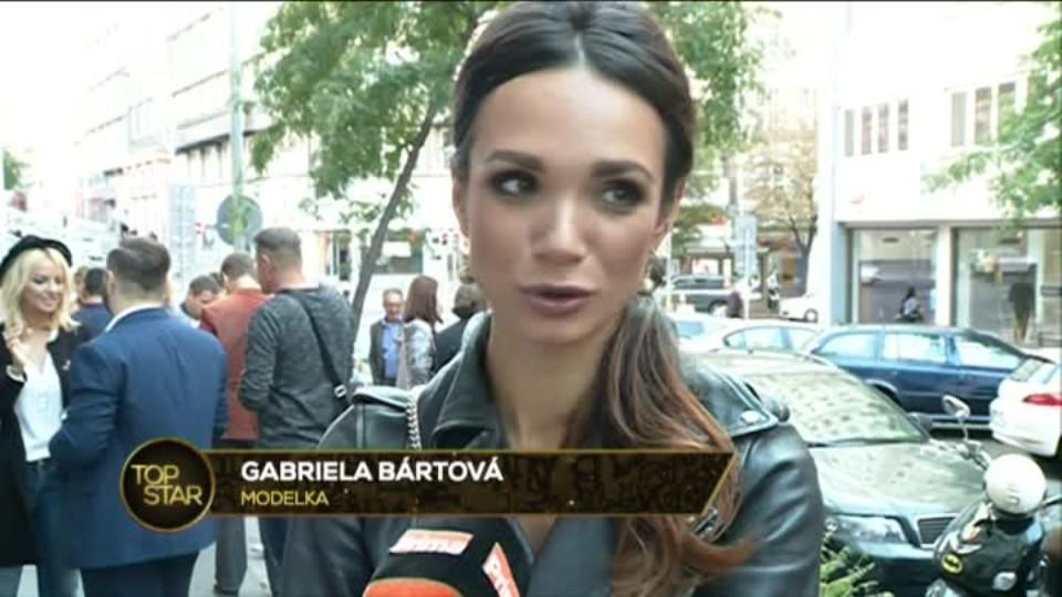 TOP STAR 30.9.2016 - Gabriela Dvořáková a Aneta Vignerová