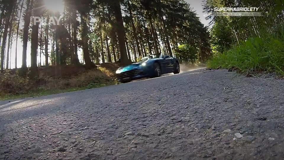 Superkabriolety (Ferarri, Bentley, Aston Martin) 2