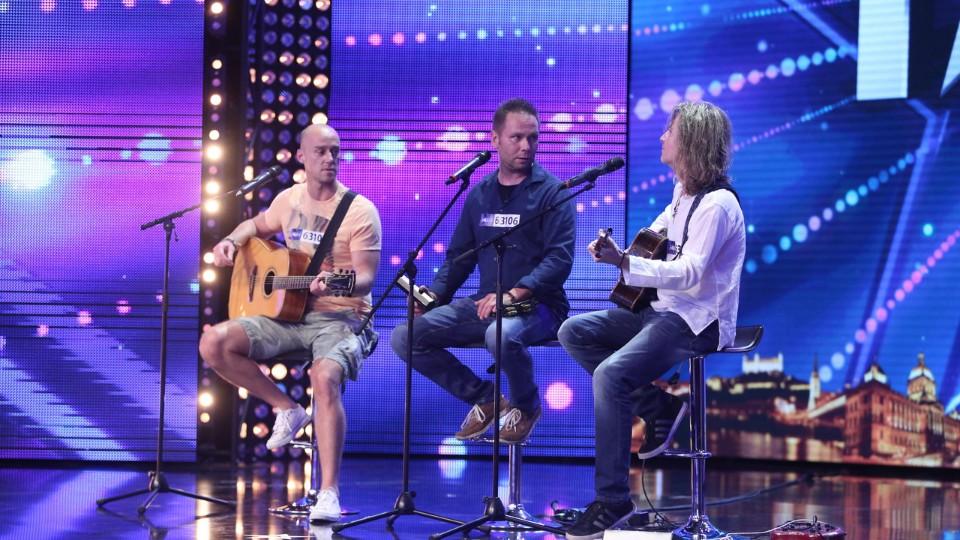 ČSMT2015 - Silent trio