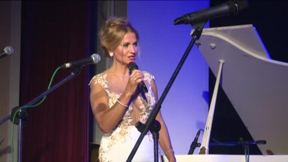 TOP STAR 5.10.2016 - Talent La Sophia - Yvetta Blanarovičová