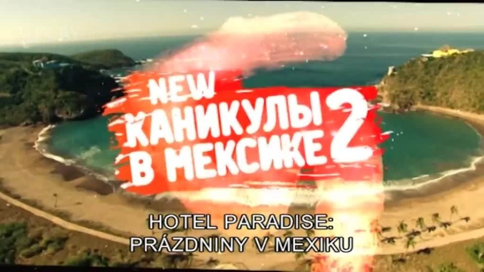 Hotel Paradise: Kristýna
