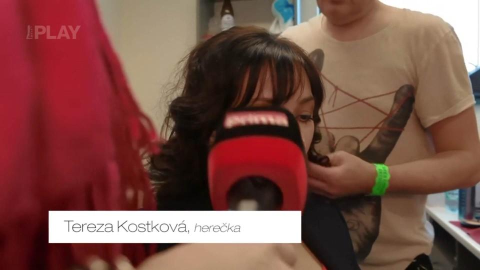 Kapitánka Tereza Kostková