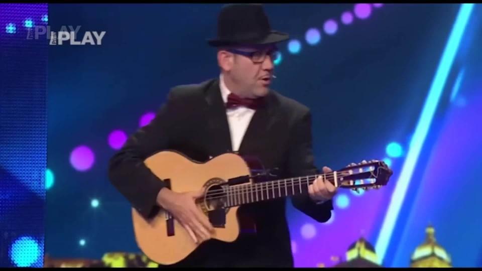 ČSMT2015 – Španělské kytary