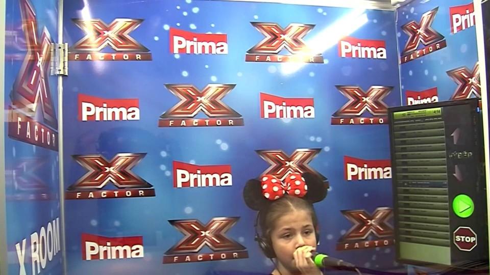 X Factor - Domique Alagia