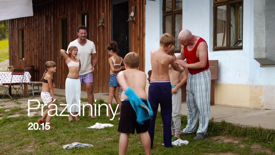 Prázdniny (5) - upoutávka
