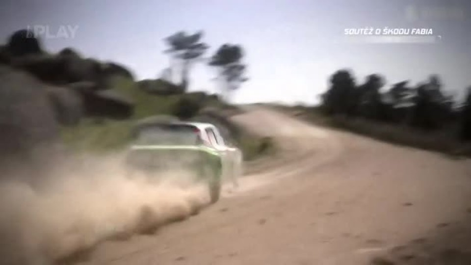 Soutěž o Škoda Fabia Druhý soutěžní týden I.