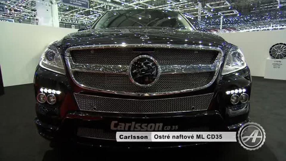 Carlsson ML CD35