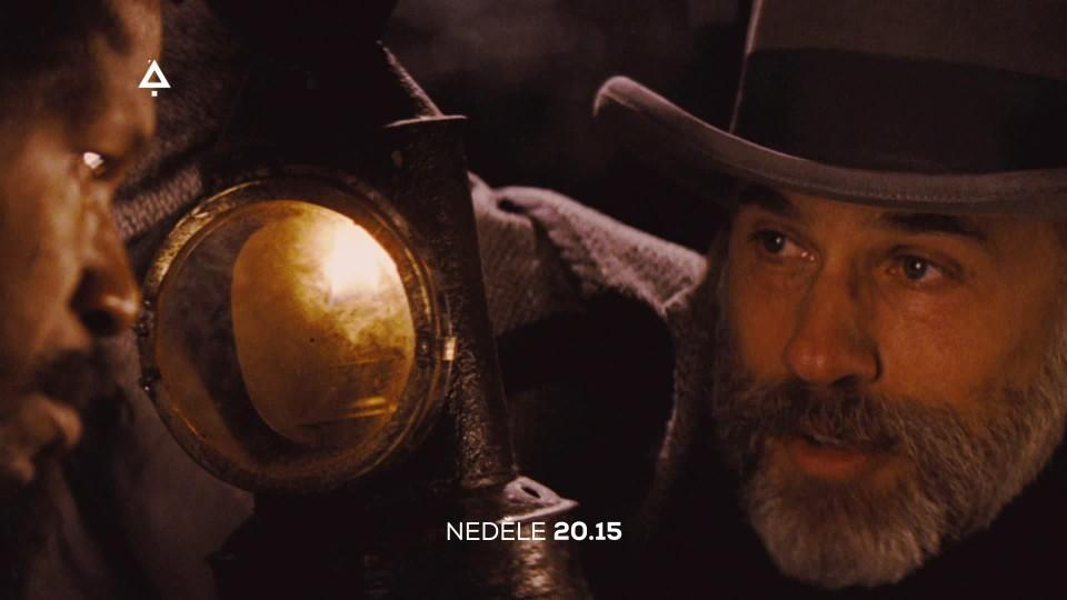 Nespoutaný Django - upoutávka